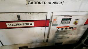 Gardner Denver 50hp compressor
