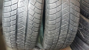 2  WINTER TIRES  235/55 /19