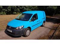 Volkswagen Caddy Maxi 1.6 TDI 102PS C20 Maxi 13 REG 89K DIRECT BRITISH GAS