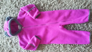 12-18m Columbia winter suit