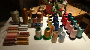big lot embroidery thread