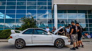 Subaru widebody GC8 *SHELL*