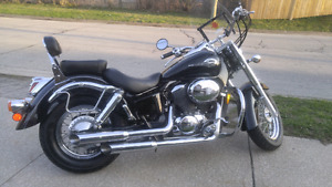 2002 Honda Shadow ACE ! Very well maintained!