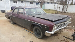 1966 Bel Air Prime For Reastore