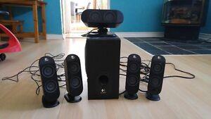 Logitech x530 5.1 Speakers
