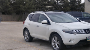2009 murano LE fresh safety included