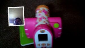 FISHER PRICE KID TOUCH DIGITAL VIDEO CAMERA