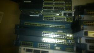cisco catalyst 2950 $20 2960 3560 3750 900+cisco switches router