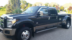 2013 Ford F-450 King Ranch Pickup Truck