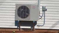 Fujitsu Mini Splits Heat Pumps+$500 Rebate+12 Yr Wty