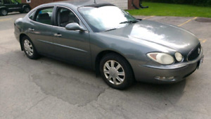 2005 Buick Allure- AS IS