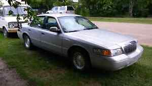 2000 Mercury Grand Marquis (sale or trade)