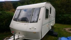 Eldis Crown Regent Caravan