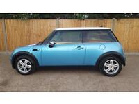 MINI Hatch 1.6 Cooper 3dr Blue