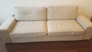 Beige Kivik 3.5-Seat Sofa for Sale