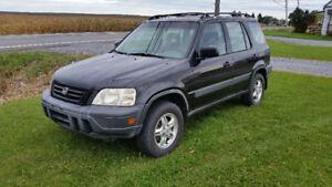 Honda CR-V 2000 Noir