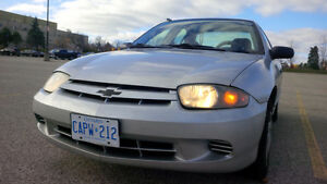 '03 chevy cavalier (winter ready)