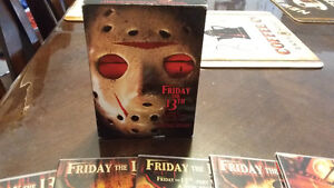 Friday the 13th dvd collection pack West Island Greater Montréal image 2