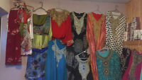 Muslim Ware Abayas and beautiful dresses and accessories