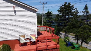 TWO BEDROOM COTTAGE WITH OCEAN VIEWS - SHOAL BROOK