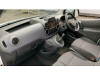 2017 Citroen Berlingo 1.6 BlueHDi 850 Enterprise L1 5dr Panel Van Diesel Manual