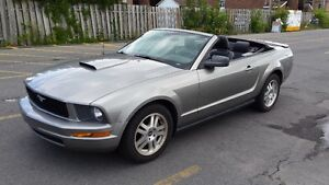 2008 Ford Mustang cuir Cabriolet