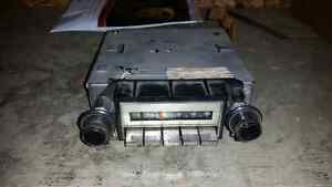 Early 80's Chevy delco GM AM Radio