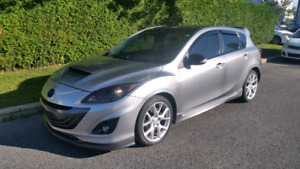 Mazdaspeed 3 2012 mecanique 6000 kilo