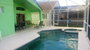 NEAR DISNEY - RENTAL HOUSE - 4 BEDR.VILLA SPECIAL RATE!!