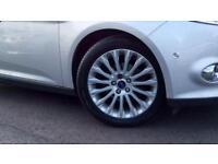 2012 Ford Focus 1.0 EcoBoost Titanium X 5dr Manual Petrol Hatchback