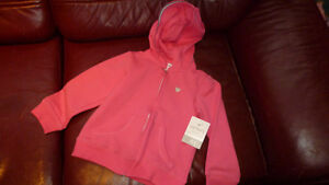 New Carter's Hoodie and Other New Clothing