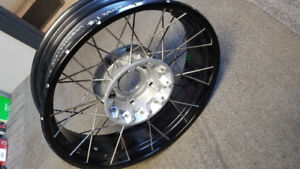 Used  BMW R1200GS Rear wheel assembly