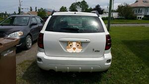 2005 Pontiac Vibe Familiale A/C Groupe électrique