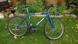 Super cycle mountain bike 20 inches frame size as new made in Ca