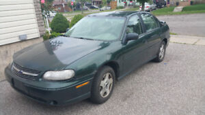 Well maintained Chevrolet Malibu 2002, reduced price.