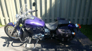 Honda shadow spirit 2008