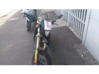 pulse adrenaline 125cc 2014 great first bike for learner can ride wuth cbt