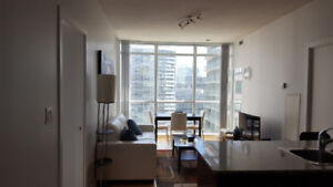 NOW! Downtown Furnished 2 Bedroom + Den @ Union - Maple Leaf Sq