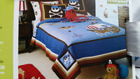 Adorable pirate bedding- brand new!