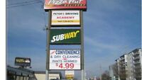 Oshawa 25 years convenience store for sale