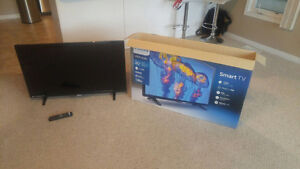"40"" LED PHILIPS SMART TV! BRAND NEW"
