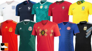 2018 FIFA WORLD CUP JERSEYS