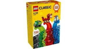 LEGO Classic Creative Box 10704 (900 Pieces)BNIB