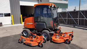 2015 Jacobsen R311-T Wide Area Rotary Mower With Cab & A/C