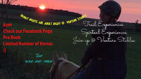 Adult Horse Night At Venture Stables