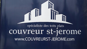 COUVREUR ST-JEROME   (COUVREUR-ROOFER-TOITURE)