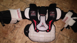 Mckenney goalie chest protector pad