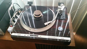 JVC QL-Y5F fully automatic turntable (Sale pending) Strathcona County Edmonton Area image 1