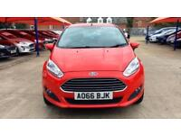2017 Ford Fiesta 1.6 Zetec Powershift Automatic Petrol Hatchback