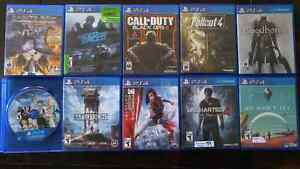 20 ps4 games for sale!